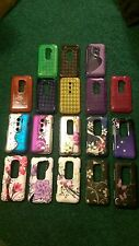 Lot of 18 Htc Evo 3d Phone Cases Covers Sprint