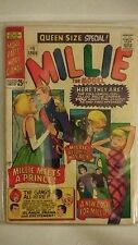 Siver Age Comic - Millie the Model Queen Size Special #5 1966