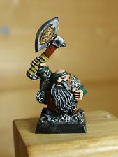 CLASSIC METAL DWARF RANGER BUGMANS CHAMPION WELL PAINTED (2544)