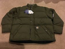 Carhartt Down Kalkaska Jacket Men's XL NWT