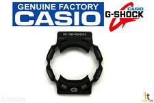 CASIO GW-9100-1 Original G-Shock Black BEZEL Case Shell w/ Gray Lettering