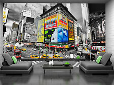 Photo WallpapeTimes Square New York GIANT WALL DECOR PAPER POSTER FOR BEDROOM