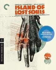 Island of Lost Souls [Criterion Collection] (2011, Blu-ray NEUF)