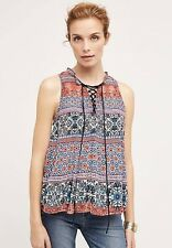 NWT SZ L $118 ANTHROPOLOGIE VANNA TANK BY HD IN PARIS