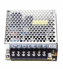 1pc DC Switching Power Supply NET-35B 35W 3 o/p 5V 3A 12V 1A -12V 0.5A Mean Well