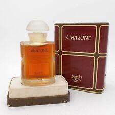 VINTAGE Hermes Amazone 1oz perfume parfum