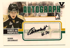 OLIVIER ARCHAMBAULT IN THE GAME ITG FINAL VAULT AUTO