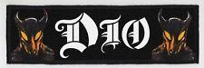 DIO SUPERSTRIP PATCH / SPEED-THRASH-BLACK-DEATH METAL