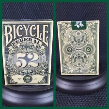 Bicycle Federal 52 Playing Cards - Jackson Robinson Rare Limited Deck Uspcc