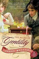 The Rules of Gentility, Janet Mullany, Good Books