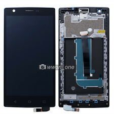 ZTE ZMax 2 Z958 LCD Display Touch Screen Digitizer Assembly+Frame Replacement