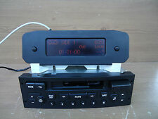 Peugeot 206 307 Partner C2 C3 Berlingo Cassette Tape Player FREE PROGRAMMING