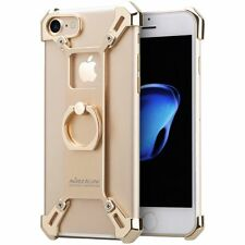 For iPhone 7 / 7 Plus NILLKIN Ring Holder Aluminum Metal Bumper Frame Case Cover