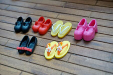 6Pairs/Set Licca Original Shoes Blythe shoes Azone Shoes Kurhn shoes Doll Shoes