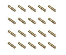 80mm Long 12mm Screw In Wheel Studs (Pack Of 20)