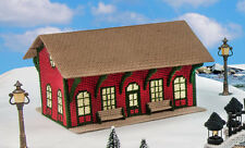 Mary Maxim Train Depot Plastic Canvas Kit