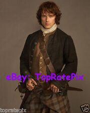 SAM HEUGHAN  -  Outlander Hunk: Jamie Fraser  -  8x10 Photo  #2