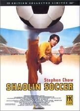 """COFFRET COLLECTOR 2 DVD """"SHAOLIN SOCCER"""" Stephen CHOW / Ed. limitee"""