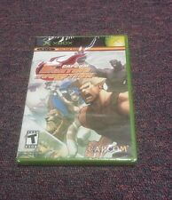 Capcom Fighting Evolution  (Microsoft Xbox, 2005)