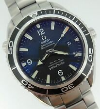 Omega Seamaster Planet Ocean Automatic Co-Axial 45mm Black Dial/Bezel 2200.50.00