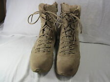 Converse C8895 Stealth SWAT Military Desert Work Boots Discontinued HTF Men's 14