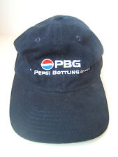 Distressed Dirty PBG Pepsi Bottling Group Hat Founders Day 1999 Strapback Cap