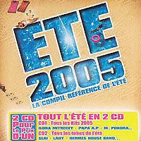 Eté 2005 : Tout l'été en 2 CD (2 CD)