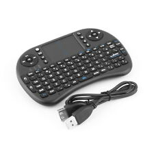 Hot 2.4GHz Keyboard I8 Air Mouse Remote Control Touchpad Of PC Android TV BOX UA