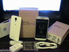lot of 2 Samsung Galaxy S4 SGH - i337 16Gb White Unlocked T-mobile AT&TGSM Phone