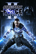 Star Wars The Force Unleashed 2 T1101 Poster 22 X 34 NEW IN PACK