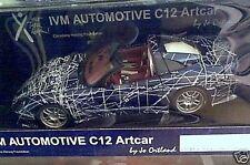 1:18 Autoart Corvette callaway c12 Muko Car