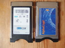 AlphaCrypt Classic Modul mit neuer one4all Software Ci Cam Modul