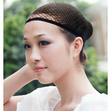 1Pc Women Stretchable Mesh Wig Cap Elastic Hair Snood Nets Tool for Cosplay