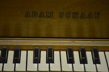 Adam Schaaf Antique Upright Piano with Bench & Cushion Number of Keys 88