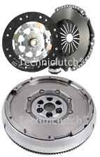 DUAL MASS FLYWHEEL DMF AND CLUTCH KIT FOR PEUGEOT 1007 1.6 HDI