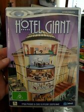 Hotel Giant - PC GAME - FREE POST