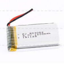 3.7V 1200mAh Battery for Syma X5SW X5SC X5SC-1 X5S RC Quad Drone Helicopter Part