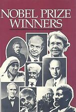 Nobel Prize Winners-ExLibrary