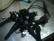 ROVER 75 / MG ZT / ZT T  6 X COIL PACKS AND LEADS  2.0/2.5 V6  99/06