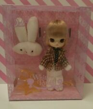 "White Rabbit Pullip Doll 5"" JUN Planning Little Dal NIB Never Opened"