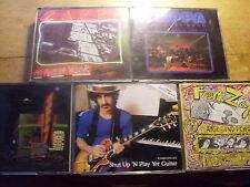 Frank Zappa [10 CD] Playground Psychotics + Shut up + New York + Jazz + BestBand