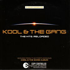 KOOL & THE GANG ‎- The Hits: Reloaded  @12 Track Promo CD VTDCDJ618 @MINT@ 2004
