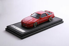New 1/43 Car Model Ignition Model Toyota Supra 3.0 GT (A70) Red 0398