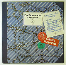 """12"""" LP - Dr. Feelgood - Casebook - B3696 - washed & cleaned"""