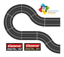 Carrera Digital124/132-Evokution-Exclusiv 3,1 m Schienen-Erweiterung NEUWARE!