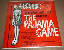 Adler/Ross/Raitt/Paige/Foy THE PAJAMA GAME - Columbia OL 4840 SEALED