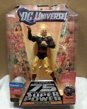 "DC Comics 75 yrs of Super Powers 7"" Action Figure NIB HOURMAN MATTEL Collector"