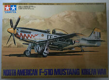 Tamiya 61044 North American F-51D Mustang War 1/48 Model Kit NIB