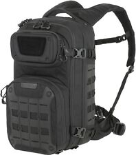 """Maxpedition RFCBLK RiftCore Backpack 12"""" x 8"""" x 18"""" Black"""