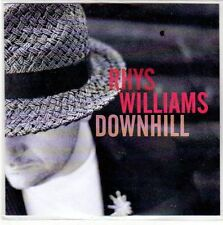 (EO375) Rhys Williams, Downhill - 2013 DJ CD